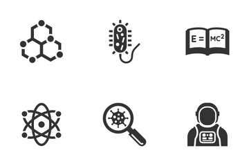 Lab & Science Icon Pack