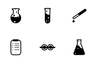 Labolatory  Icon Pack