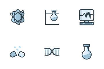 Laboratory  Icon Pack
