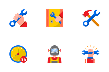 Labour Icon Pack