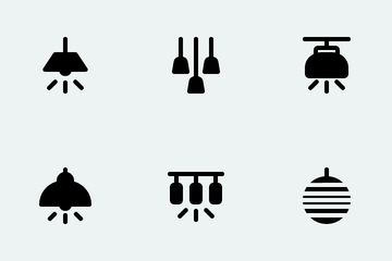 Lamps Icon Pack