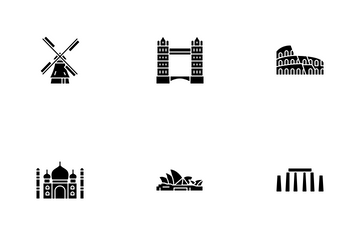 Landmark Icon Pack