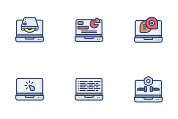 Laptop Icon Pack
