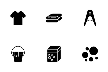 Laundry Icon Pack