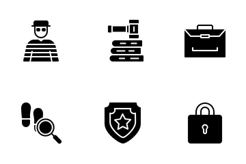 Law Icon Pack