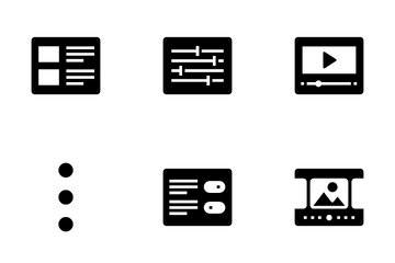Layout Icon Pack