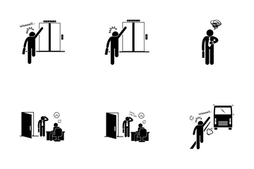 Lazy Man Icon Pack