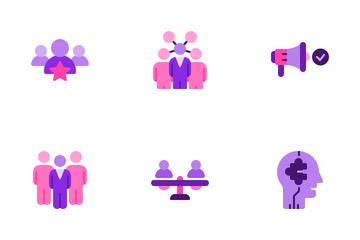 Leadership Icon Pack