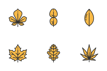 Leaf Icon Pack