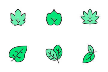 Leaf Icon Pack