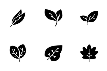 Leaf And Grass Icon Pack