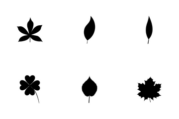 Leaf Icon Icon Pack