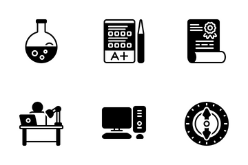 Learning Icon Pack