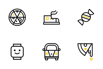 Leftovers Icon Pack