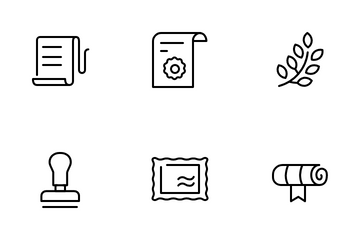 Legal Icon Pack