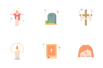 Lent Icon Pack