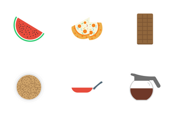 Let Us Eat Now! Icon Pack