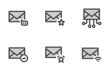 Letters Icon Pack