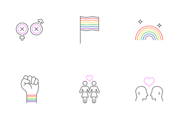 LGBT Icon Pack