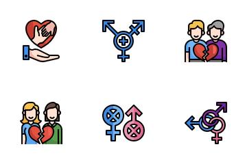LGBTQ Icon Pack