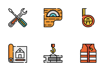 Life Equipment Icon Pack