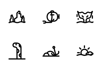Life In The Sea Icon Pack