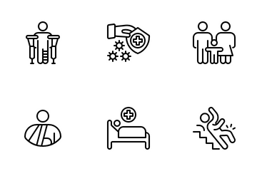 Life Insurance Icon Pack