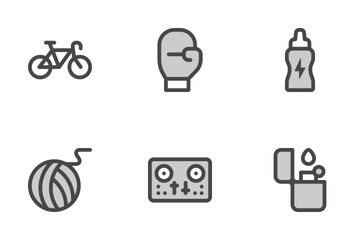 Lifestyle Icon Pack