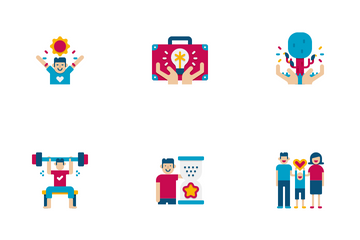 Lifestyles Icon Pack