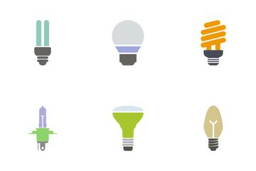 Light Blub Icon Pack