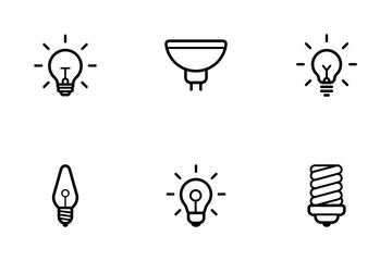 Lightbulbs Icon Pack