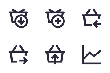 Line Essential Icons Icon Pack