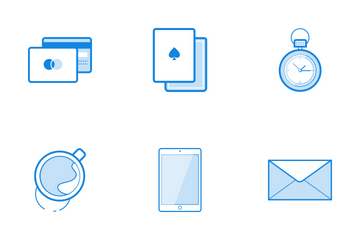 Line  Illustrations Icon Pack