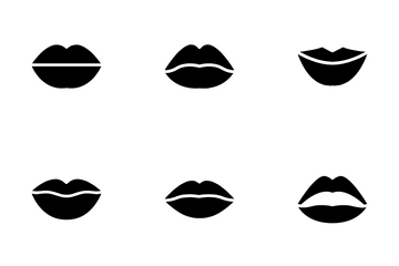 Lips Icon Pack