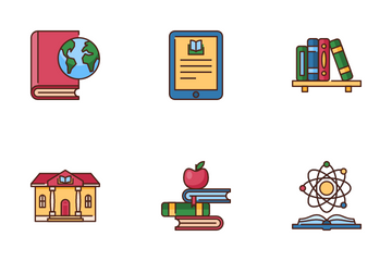 Literacy Icon Pack