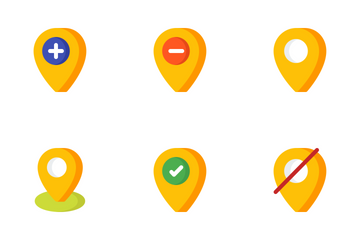 Location 1 Icon Pack