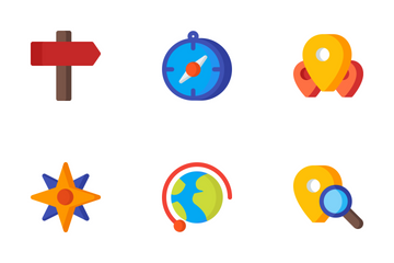 Location 3 Icon Pack