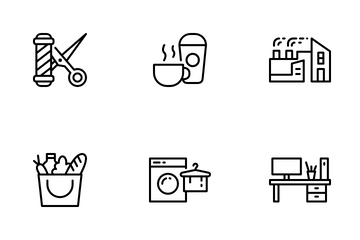 Location And Place Icon Pack