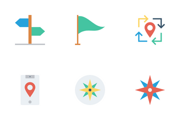 Loctions Icon Pack