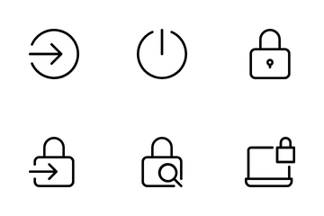 Login Icon Pack