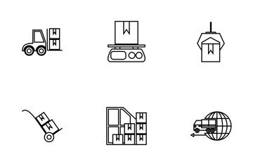 Logistics Vol 1 Icon Pack