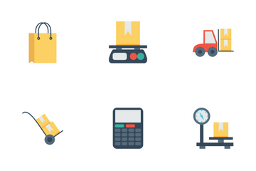 Logistics Vol 1 Icon Pack