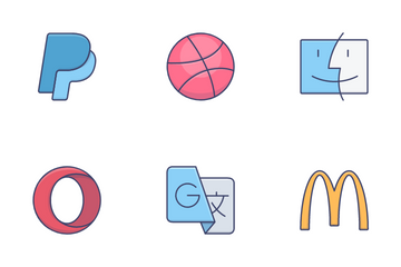 Logo & Brand Icon Pack