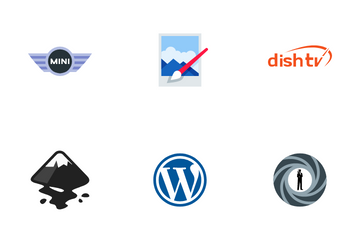 Logos Vol 1 Icon Pack