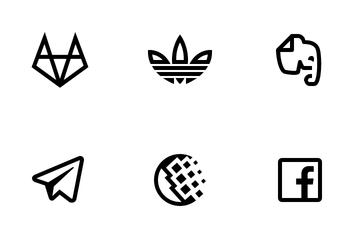 Logos Vol 1 Icon Pack