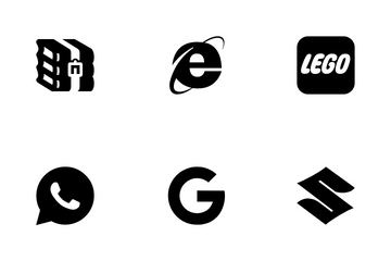 Logos Vol 2 Icon Pack