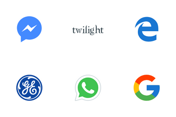 Logos Vol 3 Icon Pack