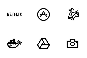 Logos Vol 3 Icon Pack