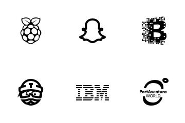 Logos Vol 4 Icon Pack