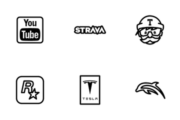 Logos Vol 5 Icon Pack